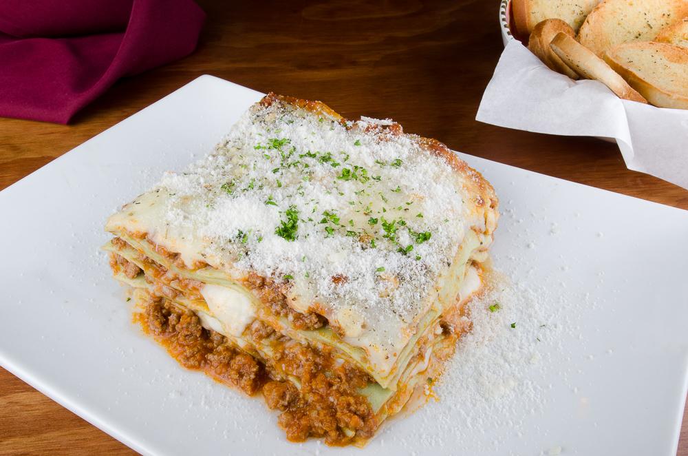 Geko's Trattoria Italiana - Lasagna