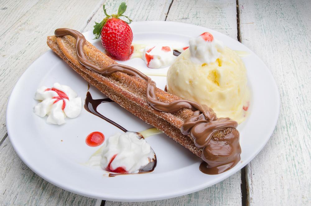 La Catrina's Churro & Ice Cream - Image by Moma Consulting