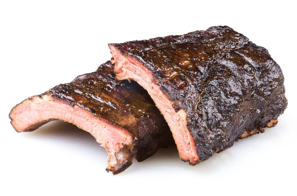 Can't Stop Smokin' - Ribs