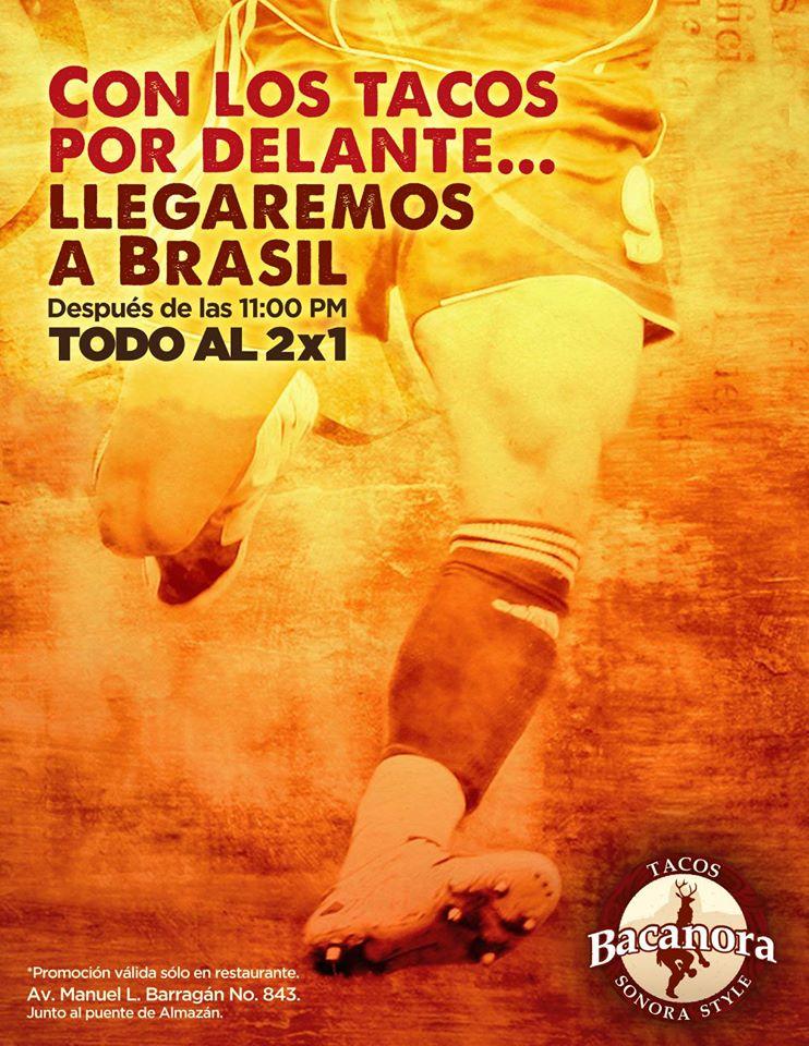 Bacanora - Brasil 2014