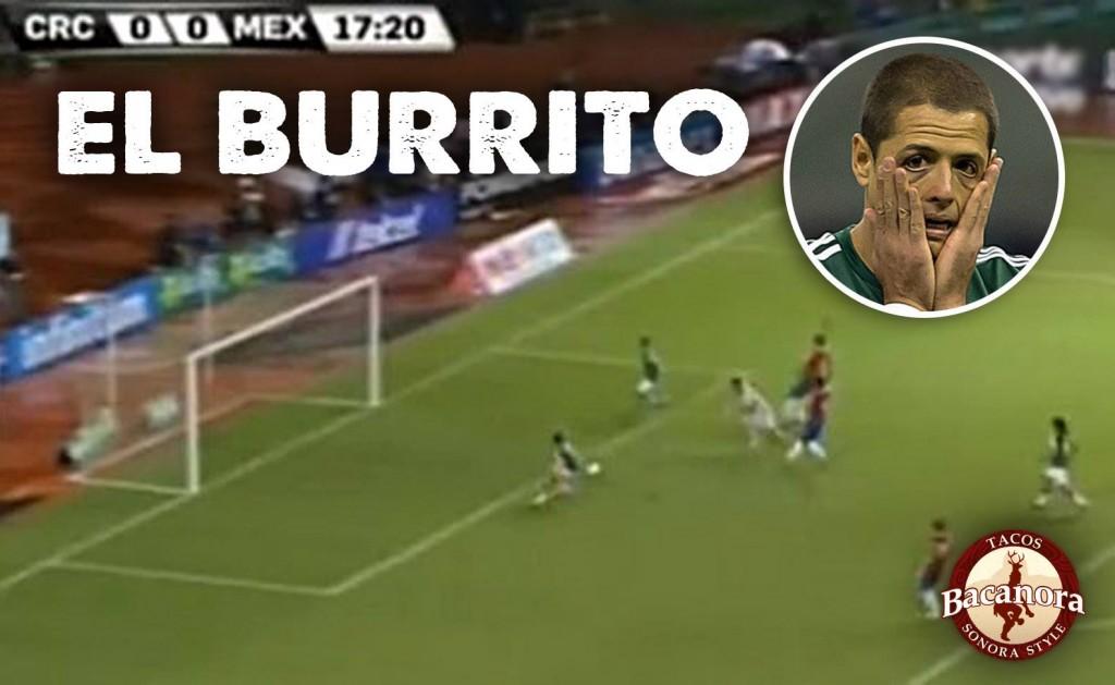 Bacanora - Burrito